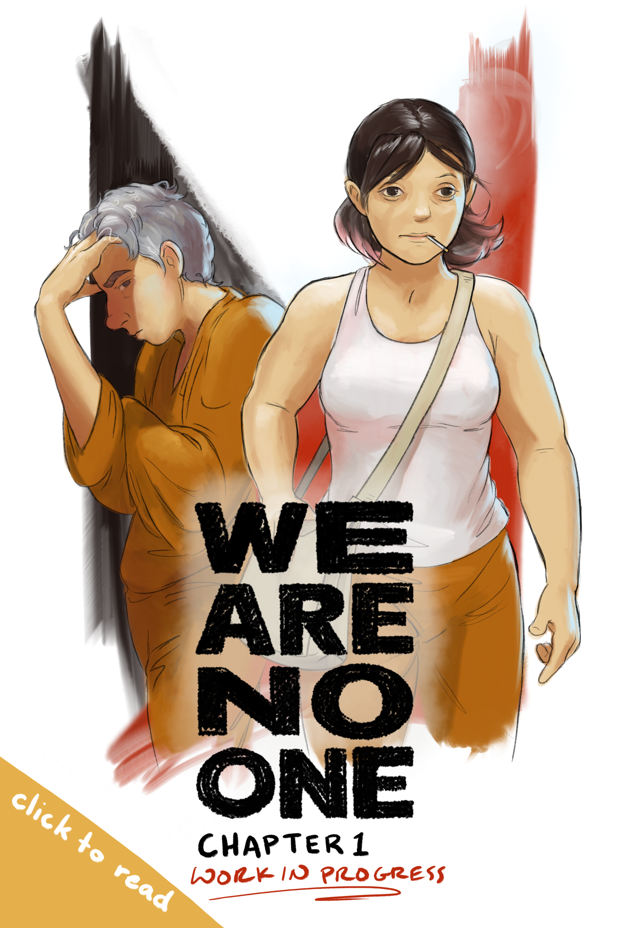 We Are No One - Chapter One Image